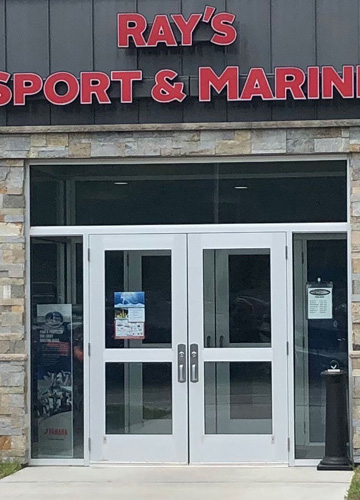 Storefront Windows & Doors